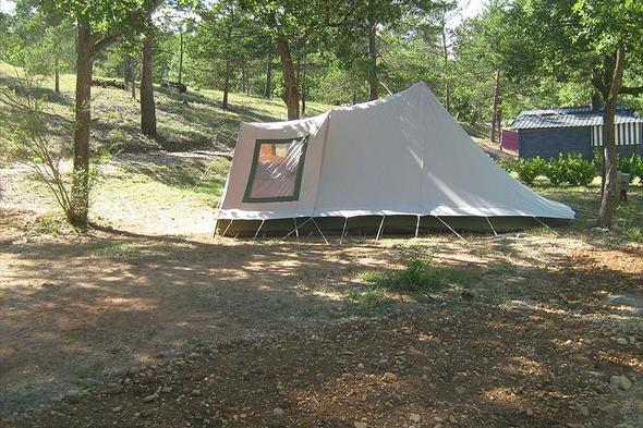 Campsite Le Lavandin