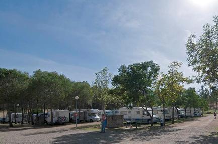 Camping Las Catalinas