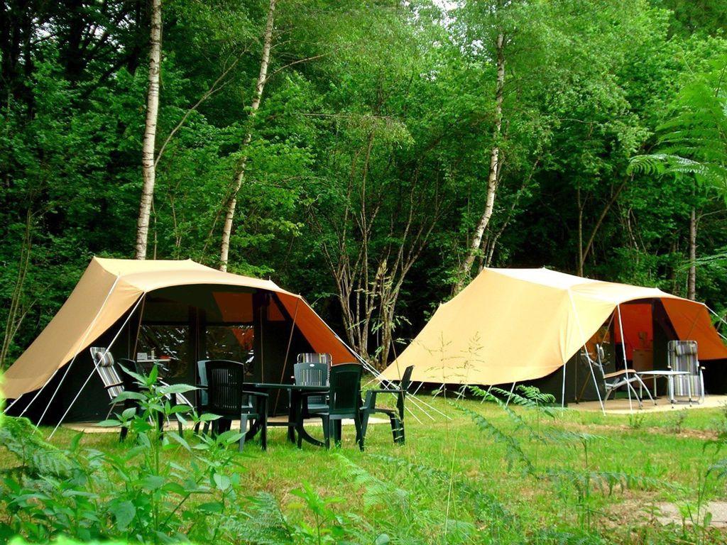Camping La Croix Badeau