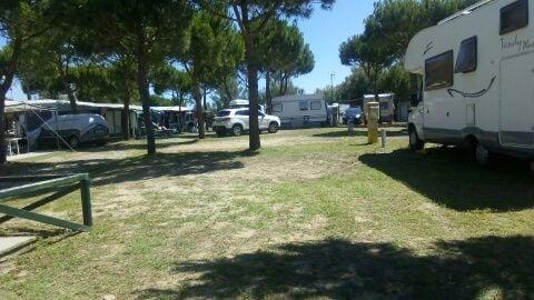 Leirintäalue Villaggio dei Pini