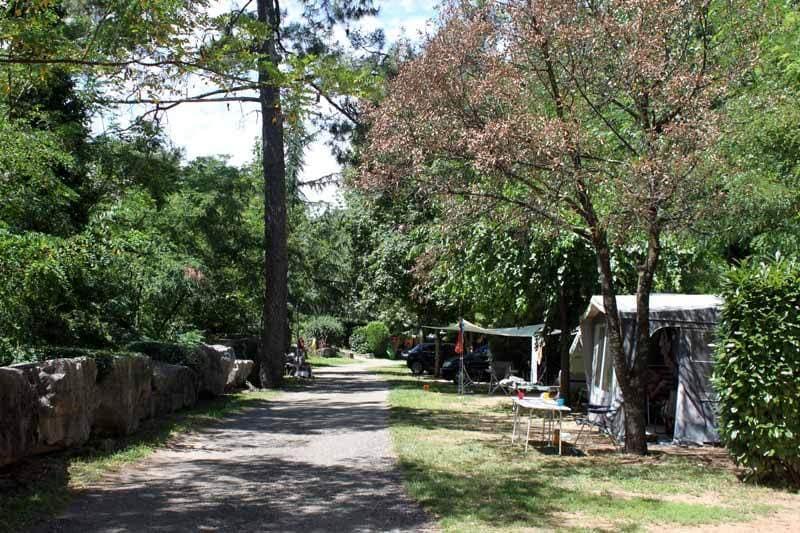 Camping Domaine de Gil