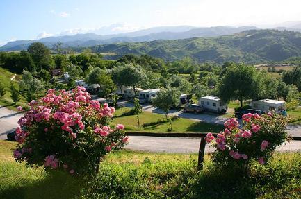 Camping Perticara