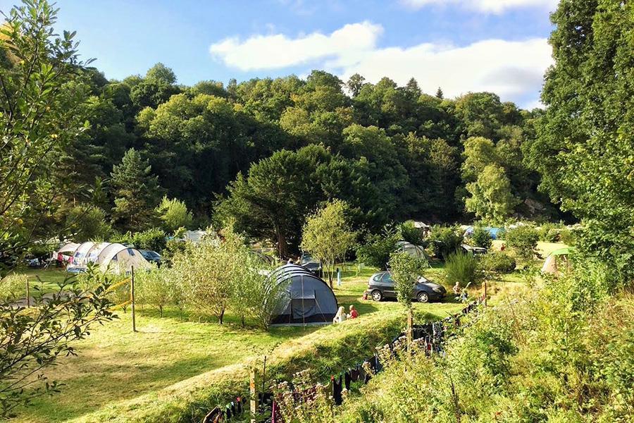 Camping Milin Kerhé