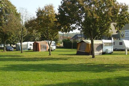 Campsite des Rives du Loing
