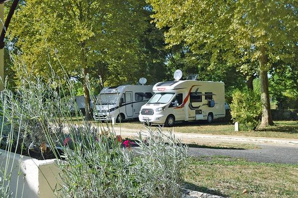 Camping de la Dronne