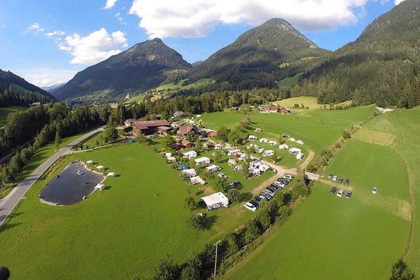 Camping am See Lindlerhof