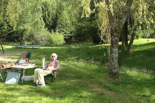 Camping Le Paradou