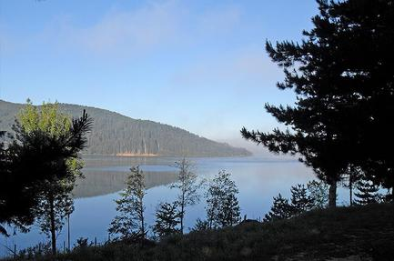 Camping Lago Arvo