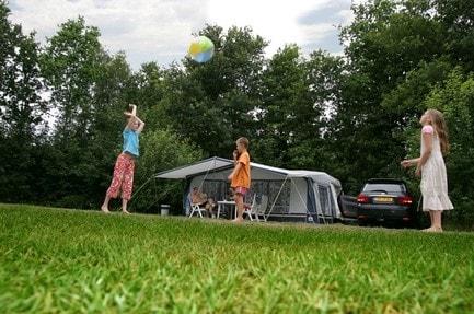 Campingplass 't Strandheem
