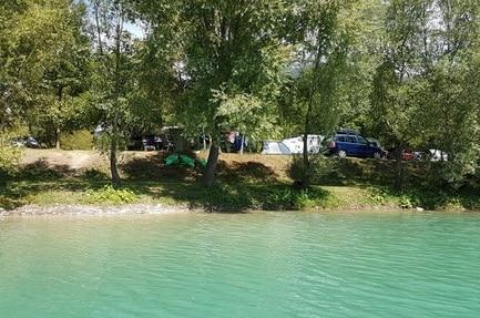 Koawa Camping Le Lac Bleu