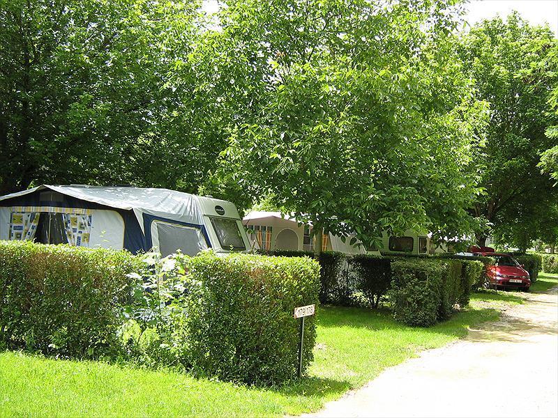 Campsite La Roche-Posay Vacances