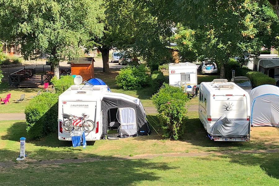 Campeggio Le Sedour