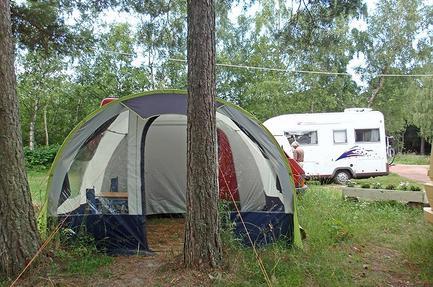 Camping Hasslebo