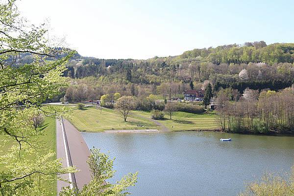 Camping Ulmbachtalsperre