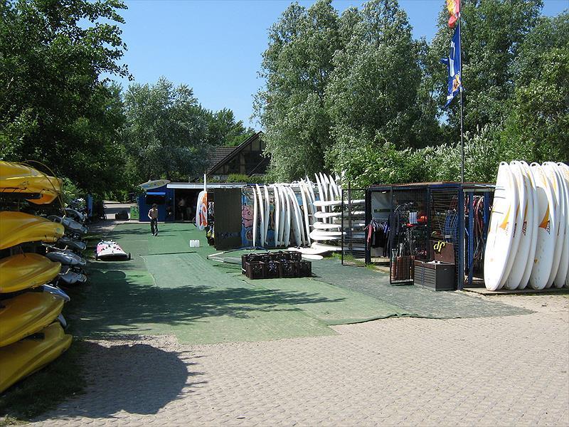 Campsite Wulfener Hals