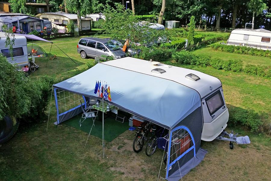 Campsite Wusterhausen