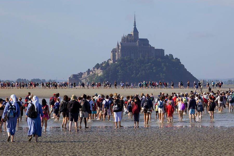 Côte-ô Mont Saint Michel