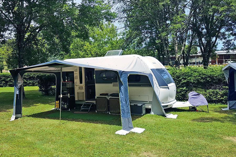 Campsite L'Agrion Bleu