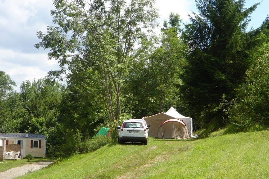 Campsite La Petite Montagne