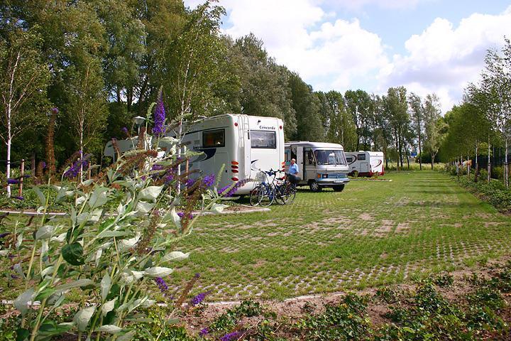 Camping Alkmaar/Camperpark Alkmaar