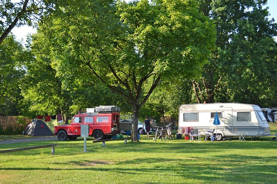 Camping-Linz am Pichlingersee