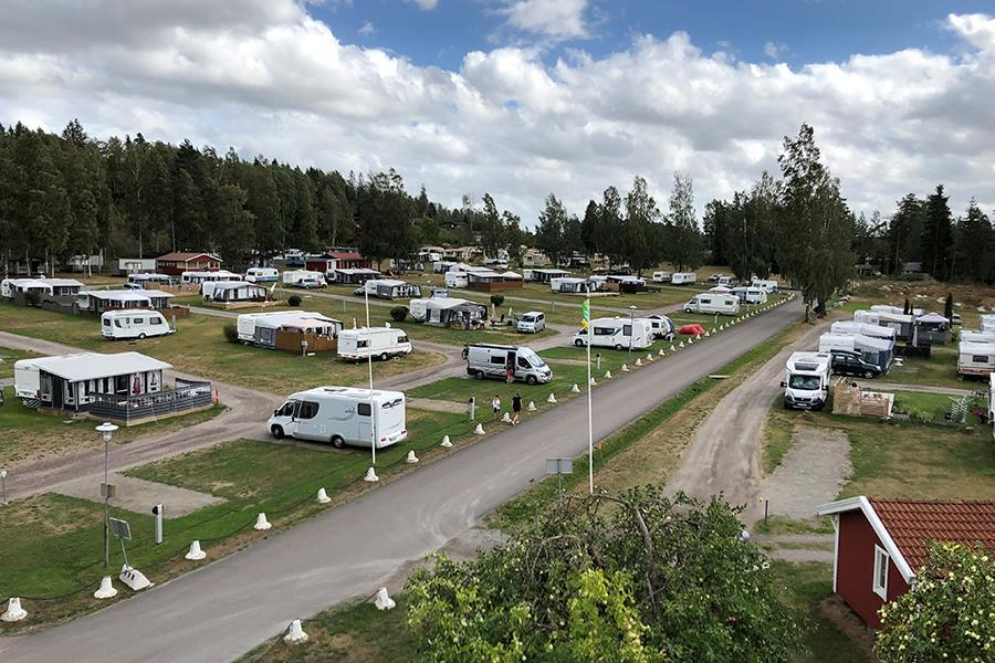 Frykenbadens Camping