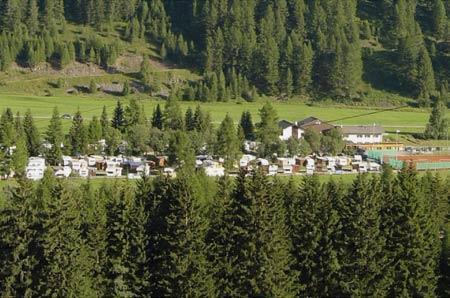 Camping Splügen