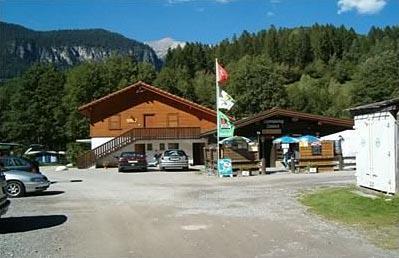 Campsite Islas