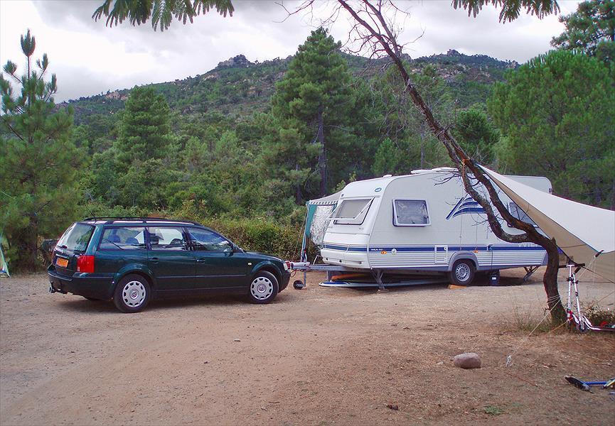 Campsite Mulinacciu