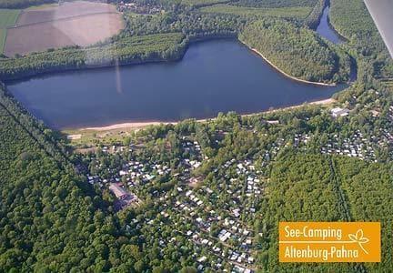 See-Camping Altenburg-Pahna