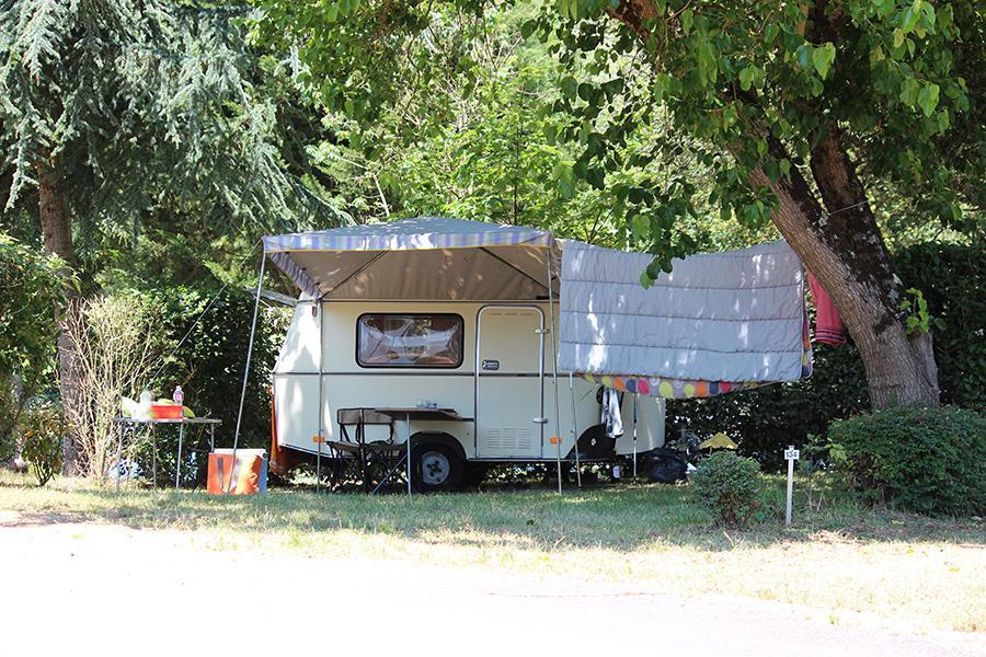 Campsite La Ventouse