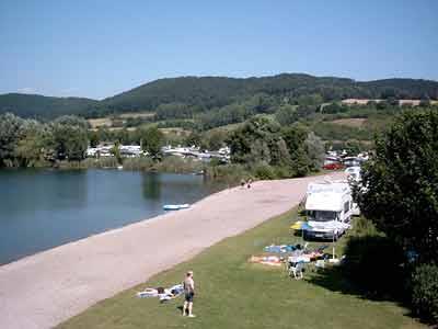 Campingplatz Meinhardsee