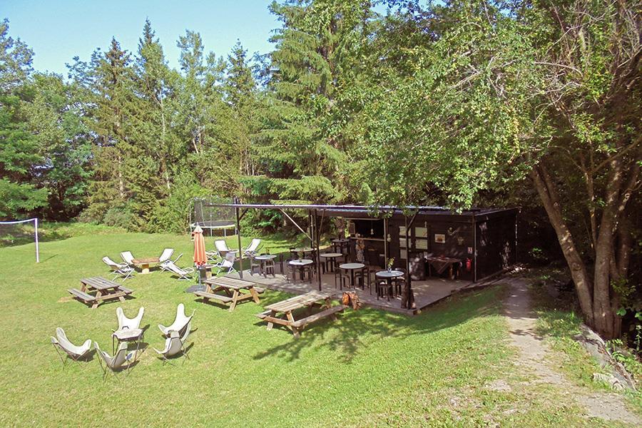 Camping La Glière