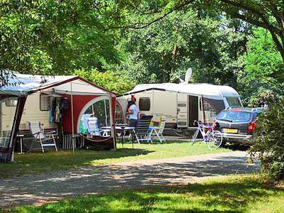 Campsite Le Val Fleuri