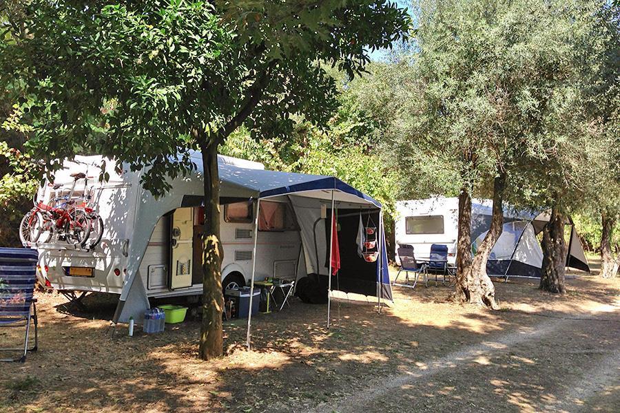 Campsite Quinta dos Moinhos