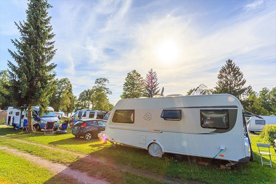 Campsite Pilsensee