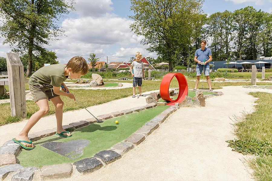 Campsite Vakantiepark De Twee Bruggen