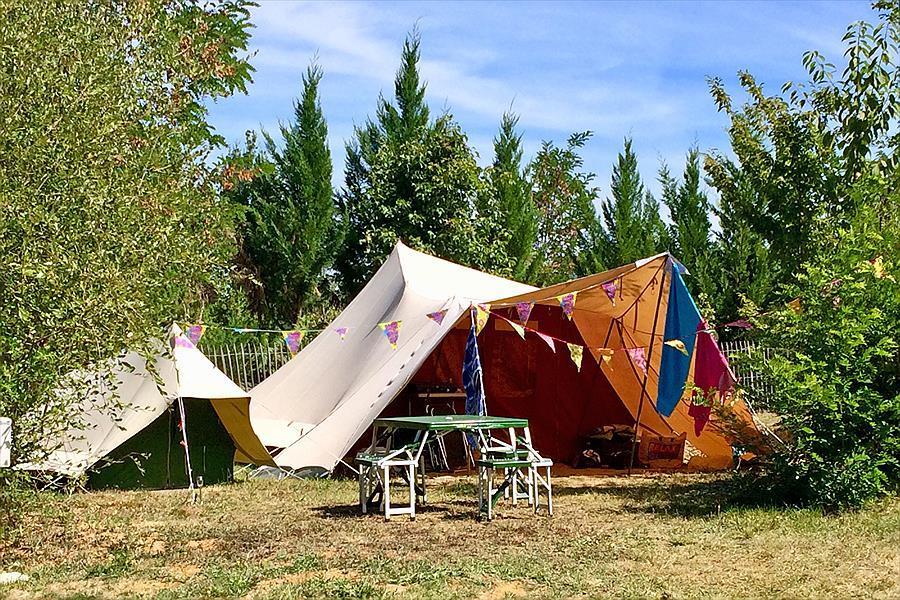 Camping Les Charmes