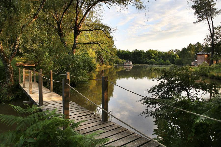 Camping Sites & Paysages de l'Etang de Bazange