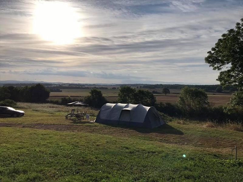 Campsite Domaine d'Ainay