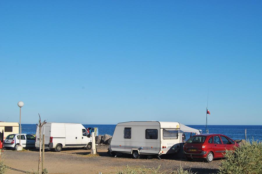 Campsite Le Roucan West