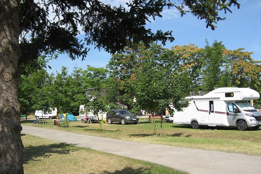 Campsite Pullmann