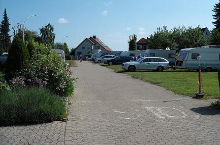 Campsite Estenfeld