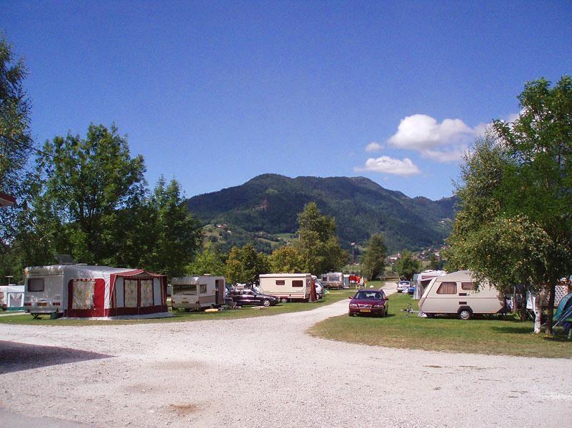 Camping La Ferme des Ferrières