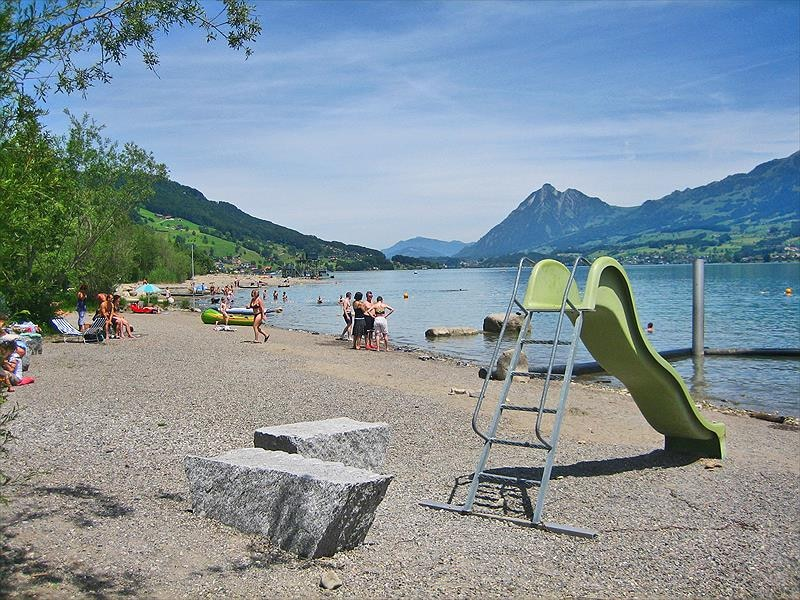 Campsite International Sarnersee Giswil