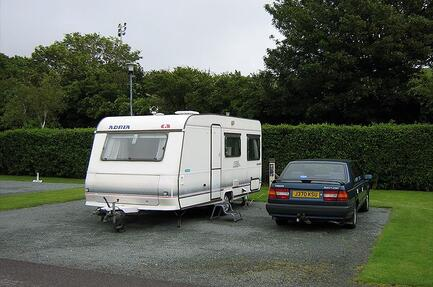 Brighton Caravan Club Site