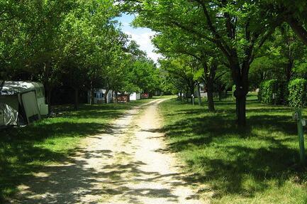 Кемпинг La Grangeonne