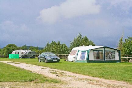 Campsite & Car. Park Shallow Grange Farm
