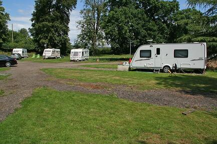 The Old Dairy Farm Camping & Caravan