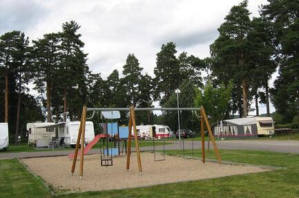 Camping i Bollnäs/Långnäs